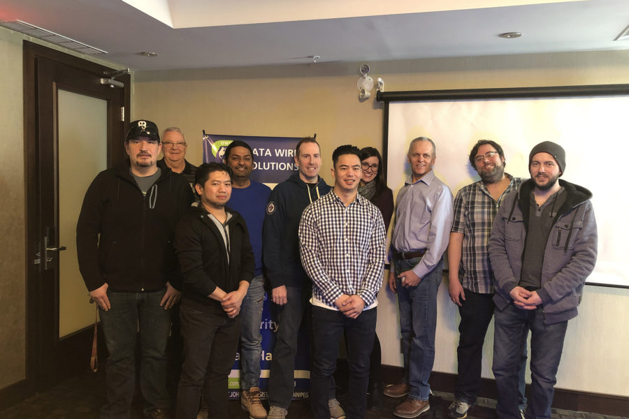 Data Wiring Solutions opens in Winnipeg