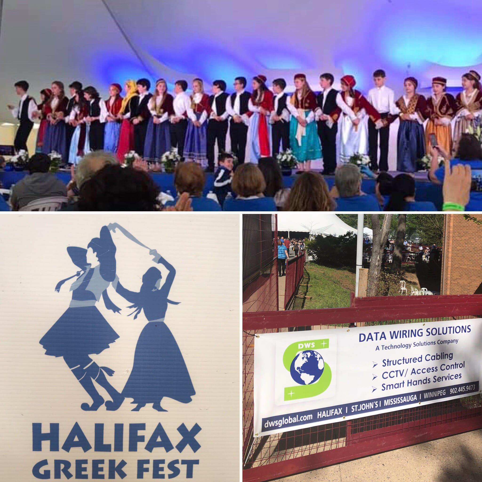 Supporting The 2019 Halifax Greek Fest!!