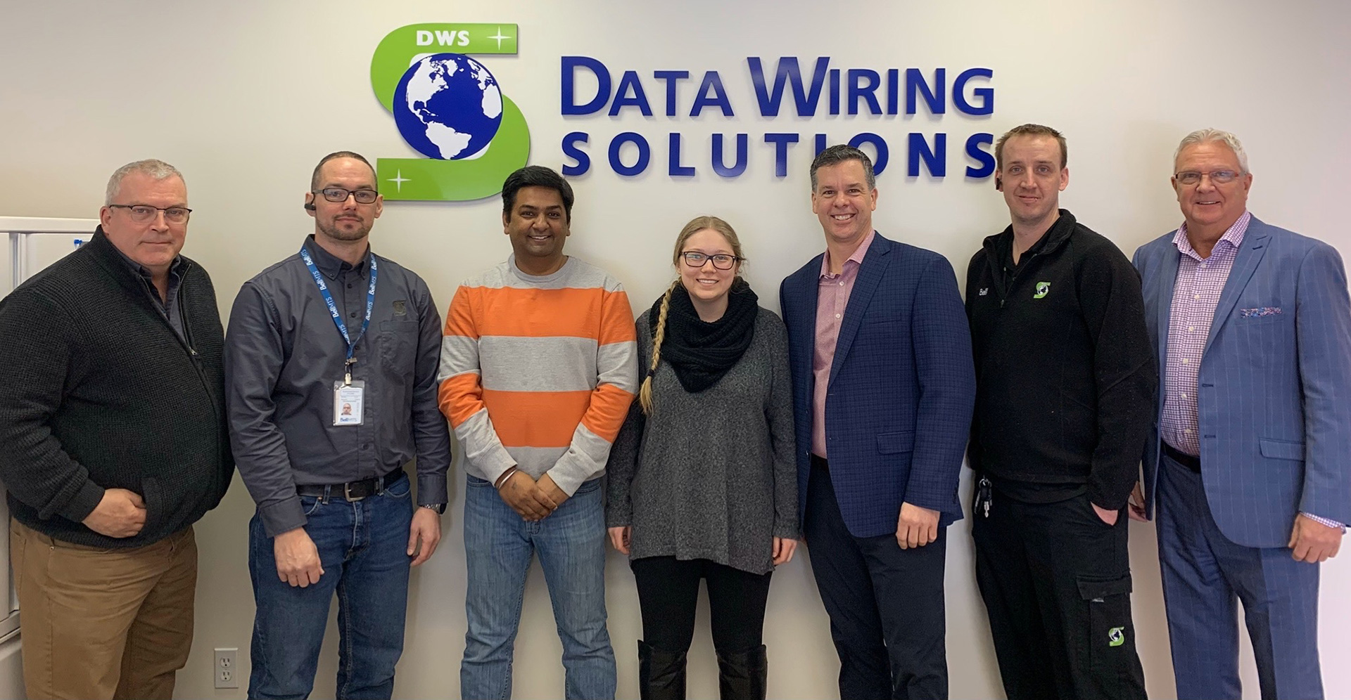 First anniversary of the DWS Manitoba office